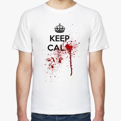 Футболка Keep Calm ...