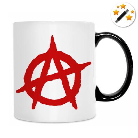 анархии со пиктограмма вместе знаком