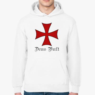 Толстовка худи Deus Vult