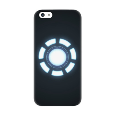 Чехол для iPhone 5c Iron Man