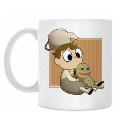 Кружка Pepe Frog Baby