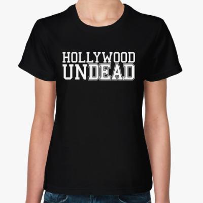 Женская футболка Hollywood Undead Cultoure