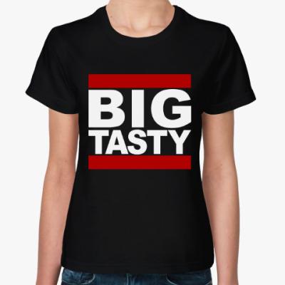 Женская футболка Big Tasty