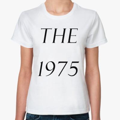 Классическая футболка THE 1975