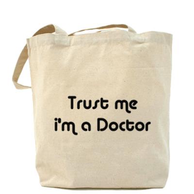 Сумка Trust me i'm a Doctor