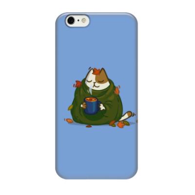 Чехол для iPhone 6/6s Пятничный Котик №23