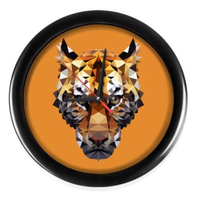 Настенные часы Тигр / Tiger