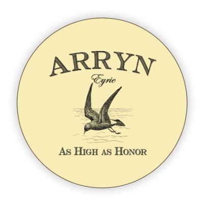 Костер (подставка под кружку) Arryn