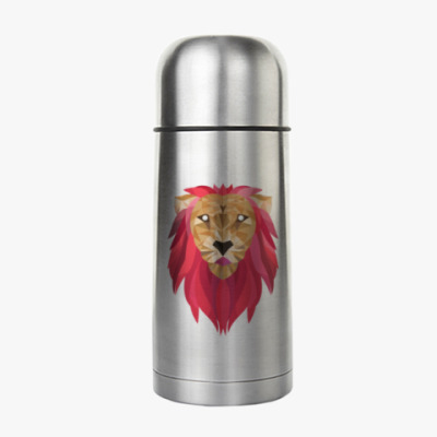Термос Лев / Lion
