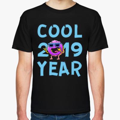 Футболка COOL YEAR 2019