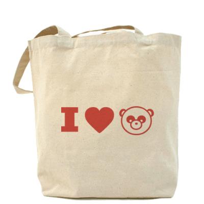 Сумка Panda Love