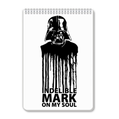 Блокнот Darth Vader (Блокнот )