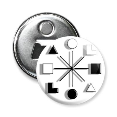 Магнит-открывашка -открывашка ШТИРЛИЦ, ЛСЭ