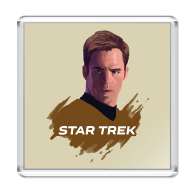 Магнит Star Trek