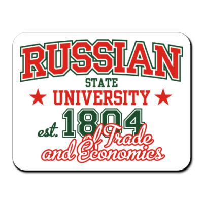 Коврик для мыши Торгово-экономический, Москва