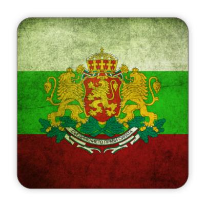 Костер (подставка под кружку) Болгария