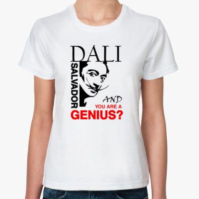 Классическая футболка DALI