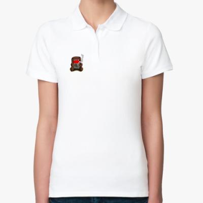 Женская рубашка поло Domo