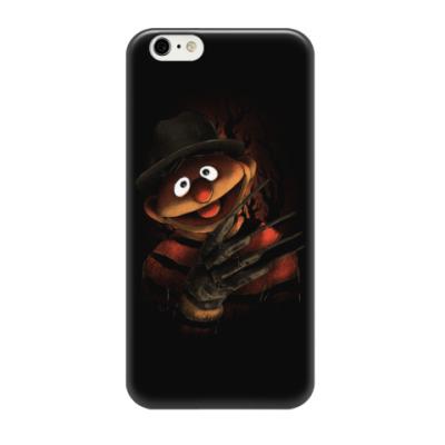 Чехол для iPhone 6/6s Элмо Улица Сезам Elmo