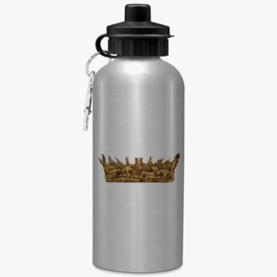 Спортивная бутылка/фляжка Игра Престолов: Корона