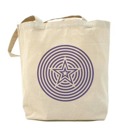 Сумка Холщовая сумка Star