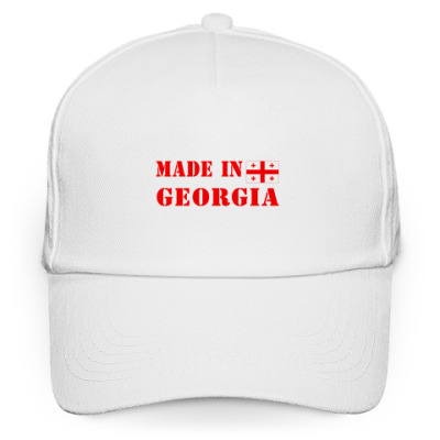 Кепка бейсболка Made in Georgia