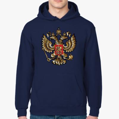 Толстовка худи Герб России
