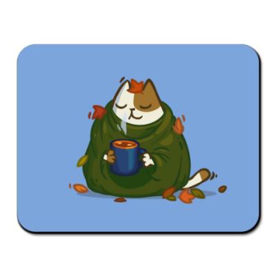 Коврик для мыши Пятничный Котик №23