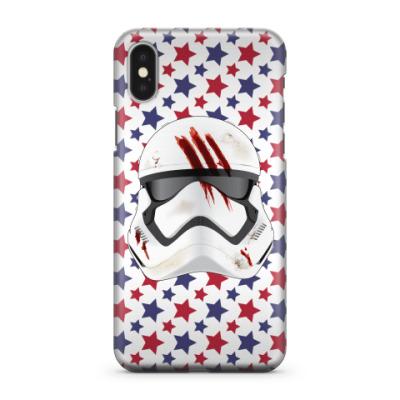 Чехол для iPhone X Empire Stormtrooper