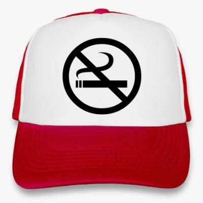 Кепка-тракер не курить