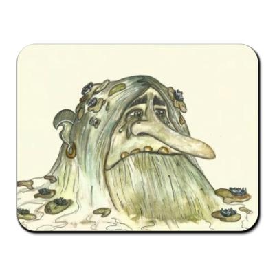 Коврик для мыши #болотный царь
