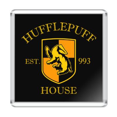 Магнит Hufflepuff