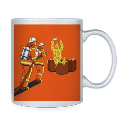 'Огонь бессилен против пожарных'