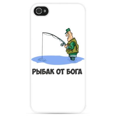 Чехол для iPhone Рыбак