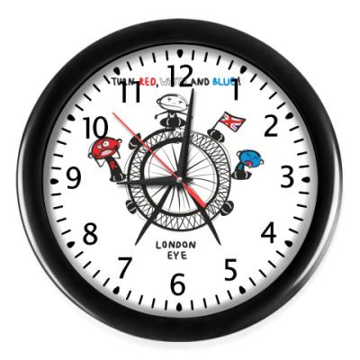 Настенные часы Колесо обозрения