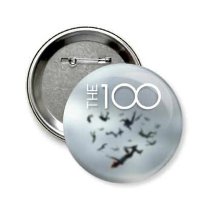Значок 58мм The 100