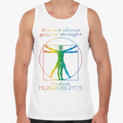 Майка HUMAN RIGHTS