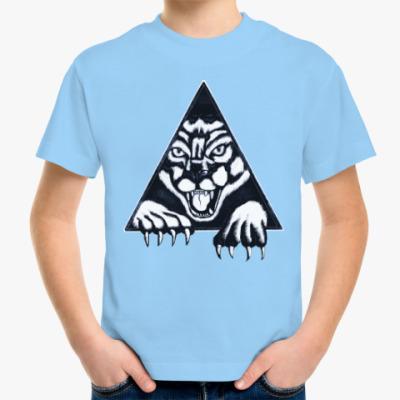Детская футболка Пантера