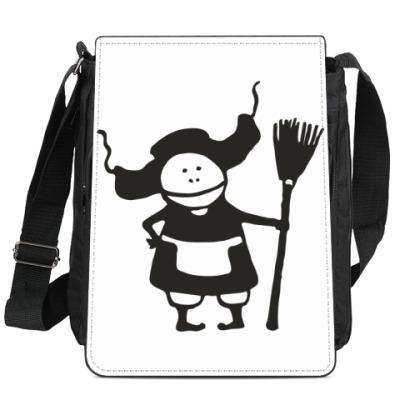 Сумка-планшет Дворник