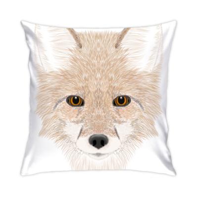 Подушка Лис