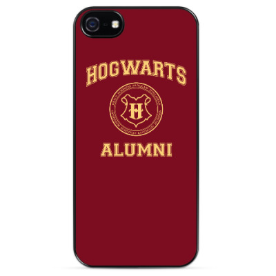 Чехол для iPhone Hogwarts Alumni