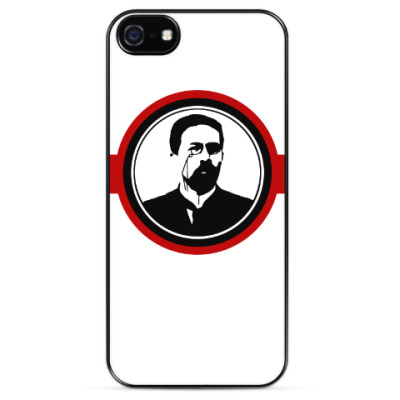 Чехол для iPhone Антон Чехов