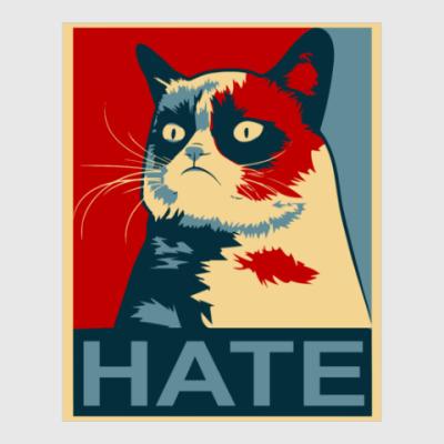 Постер Hate
