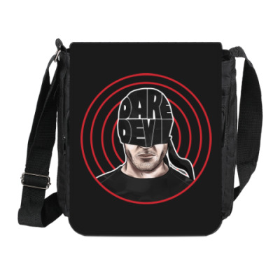 Сумка на плечо (мини-планшет) Daredevil / Сорвиголова
