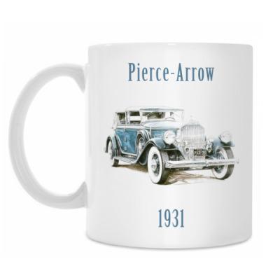 Кружка Pierce‑Arrow