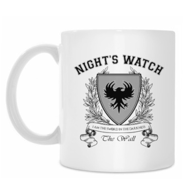 Кружка Night's Watch