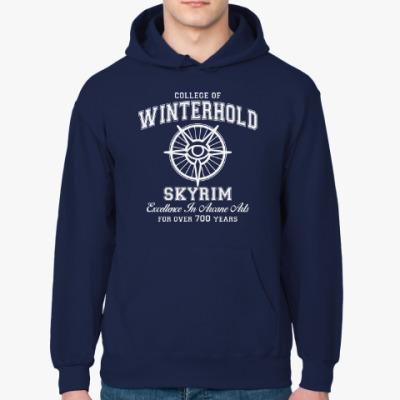 Толстовка худи Skyrim . College of Winterhold