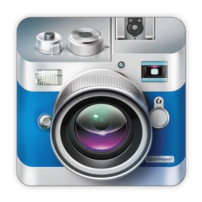 Костер (подставка под кружку) Photo (iPhone icon)
