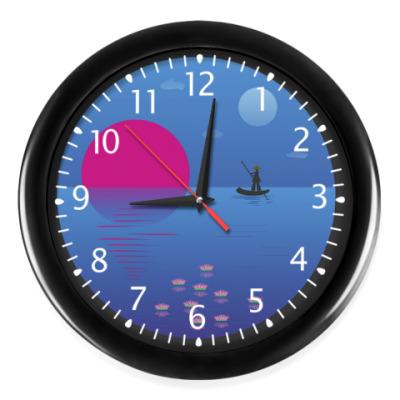 Часы Восточный мотив