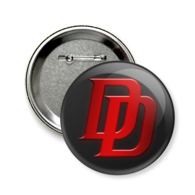 Значок 58мм Daredevil